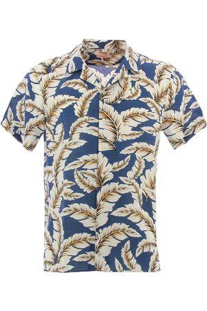 sun68 Camisa manga corta S30113 para hombre