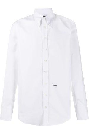 Dsquared2 Camisa ajustada de manga larga