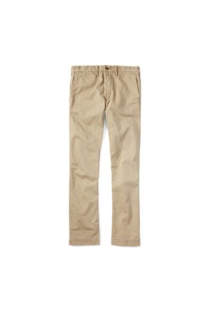 RRL Pantalón chino de algodón Slim Fit