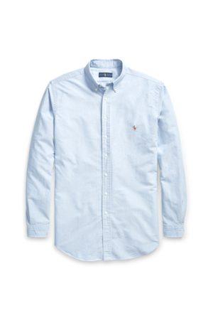 Ralph Lauren Hombre Casual - Emblemática camisa Oxford