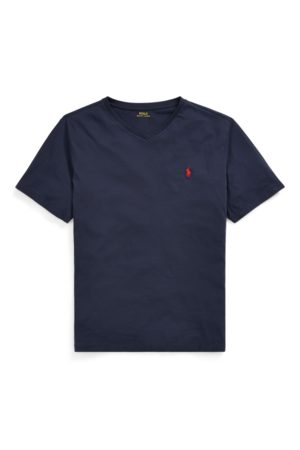 Ralph Lauren Camiseta de algodón classic fit