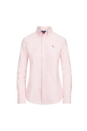 Polo Ralph Lauren Mujer Casual - Camisa Oxford Slim Fit de algodón