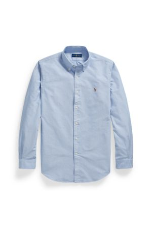 Polo Ralph Lauren Camisa Oxford Custom Fit