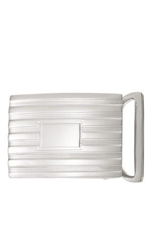 Ralph Lauren Hebilla de cinturón esculpida