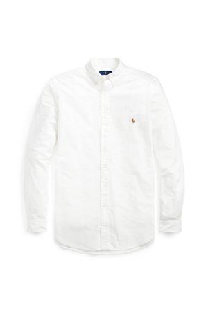 Ralph Lauren Emblemática camisa Oxford