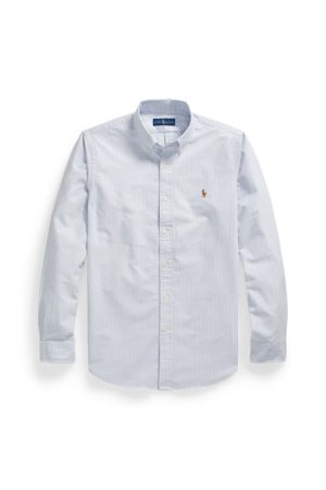 Polo Ralph Lauren Hombre Casual - Camisa Oxford Custom Fit