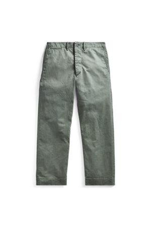 RRL Pantalón chino de algodón de inspiración militar