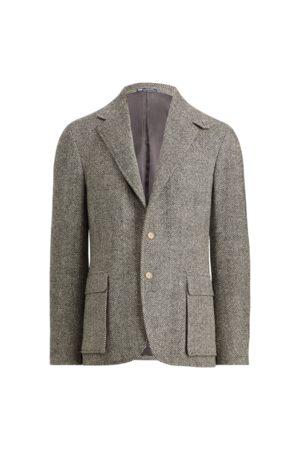 Polo Ralph Lauren Chaqueta de traje Polo con diseño de espiguilla