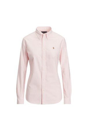 Polo Ralph Lauren Camisa Oxford Slim Fit de algodón
