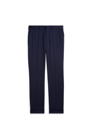 Ralph Lauren Hombre Pantalones y Leggings - Pantalón Gregory de sarga de lana