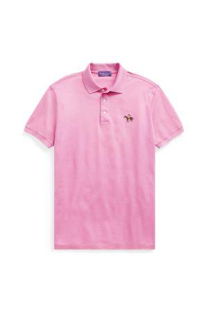 Ralph Lauren Hombre Polos - Polo de piqué Custom Slim Fit