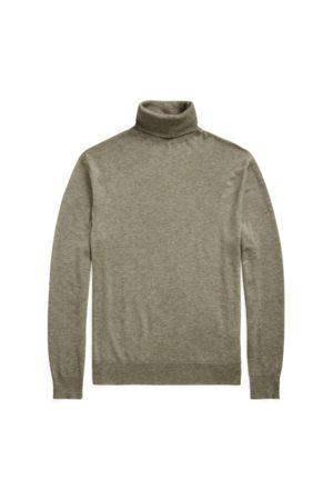 Ralph Lauren Suéter con cuello vuelto de cachemira
