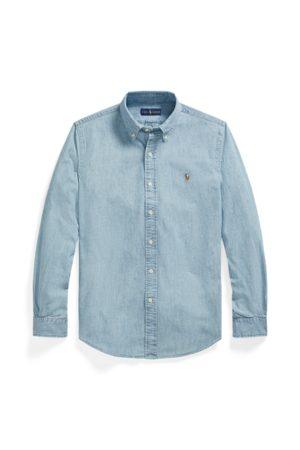 Polo Ralph Lauren Hombre Casual - Camisa de cambray Custom Fit