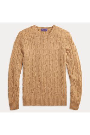 Ralph Lauren Hombre Jerséis y suéteres - Jersey de punto trenzadoo de cachemira
