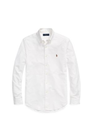 Polo Ralph Lauren Camisa Oxford Slim Fit