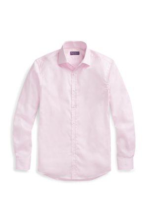 Ralph Lauren Hombre De vestir - Camisa de sarga de cuidado fácil