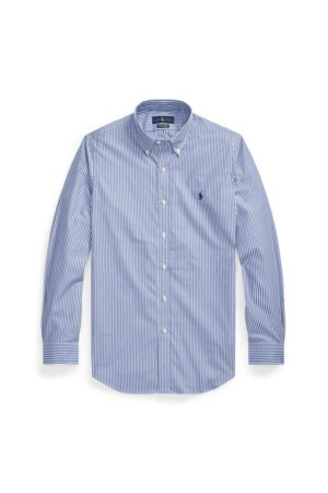 Polo Ralph Lauren Camisa Custom Fit a rayas