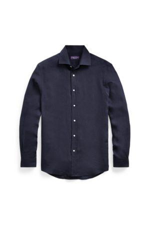 Ralph Lauren Camisa de lino