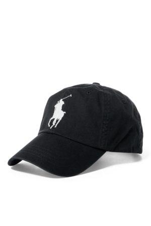 Polo Ralph Lauren Hombre Gorras - Gorra de béisbol de tejido de chino con Big Pony