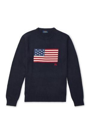 Polo Ralph Lauren Hombre Jerséis y suéteres - El emblemático jersey con bandera