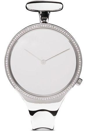 Georg Jensen Reloj Vivianna de 34mm con diamante blanco