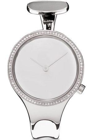 Georg Jensen Mujer Relojes - Reloj Vivianna de 34mm con diamante blanco
