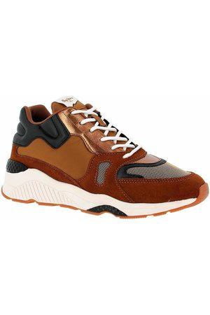 Pepe Jeans Mujer Zapatillas deportivas - Zapatillas PLS 30943 Cuero para mujer