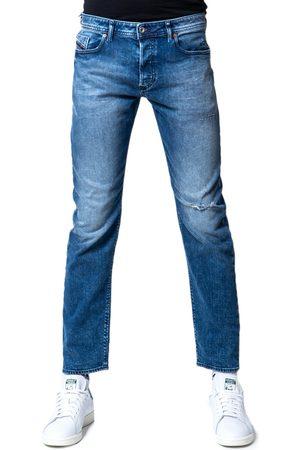 Diesel Hombre Pantalones slim y skinny - Pantalón pitillo 00SDHB-081AQ para hombre