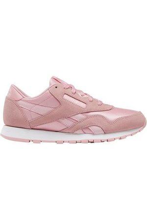 Reebok Niña Zapatillas deportivas - Zapatillas CL Nylon para niña