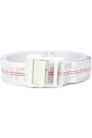 OFF-WHITE CLASSIC INDUSTRIAL BELT WHITE WHITE
