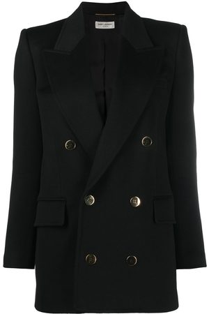 Saint Laurent Double-breasted blazer