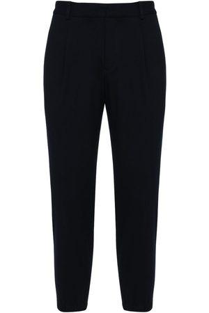 Armani | Hombre Pantalones De Sarga De Jersey 33