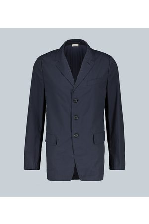 DRIES VAN NOTEN Blazer de algodón