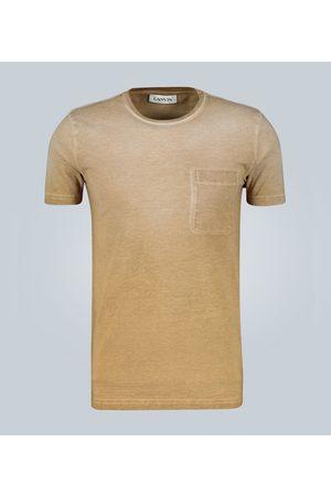 Lanvin Camiseta con bolsillo