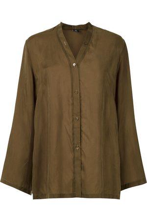 OSKLEN Camisa estilo túnica
