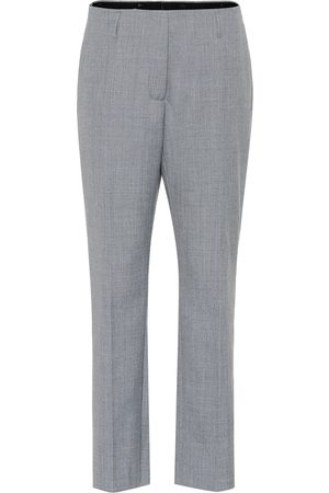 DRIES VAN NOTEN Pantalones en mezcla de lana