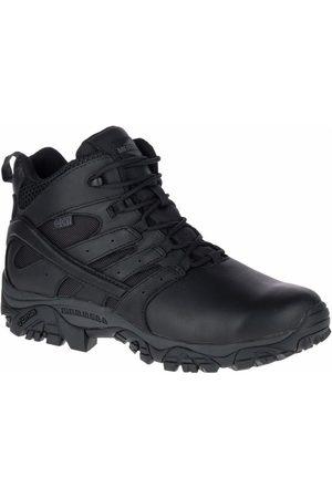 Merrell Zapatillas de senderismo Moab 2 Mid Response Waterproof para hombre