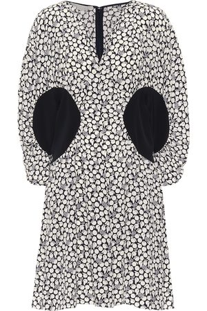 Stella McCartney Vestido corto Reina de seda