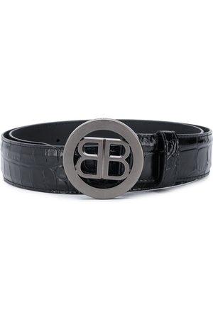 Balenciaga Cinturón con hebilla BB