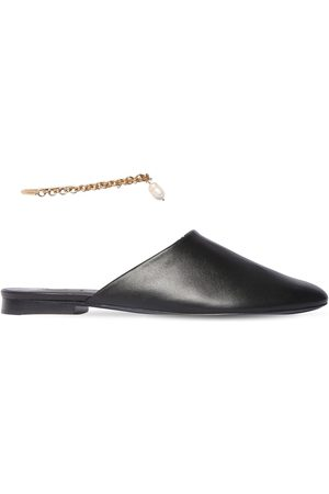 MAGDA BUTRYM | Mujer Zapatos Mules De Piel 10mm 36