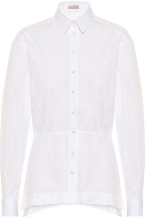 Alaïa Camisa de algodón