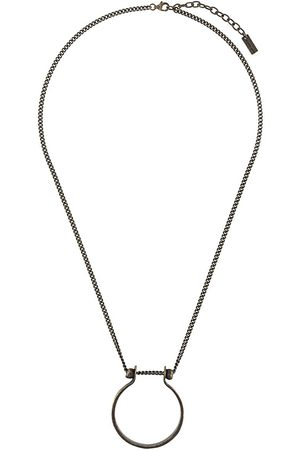 Saint Laurent Collar corto con herradura