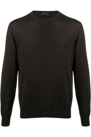 Prada Jersey con cuello redondo
