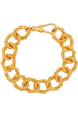 Alighieri Unreal City gold-plated bracelet
