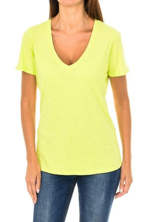 Armani Camiseta Camiseta manga corta para mujer