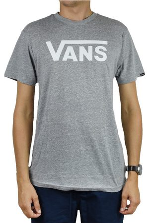 Vans Polo Classic Heather Athletic Tee VN0000UMATH para hombre