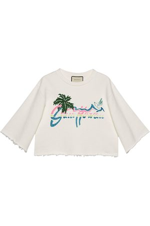 Gucci Sudadera Hawaii corta