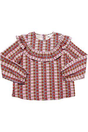 Stella McCartney | Niña Camisa De Lyocell Con Estampado /multicolor 6a