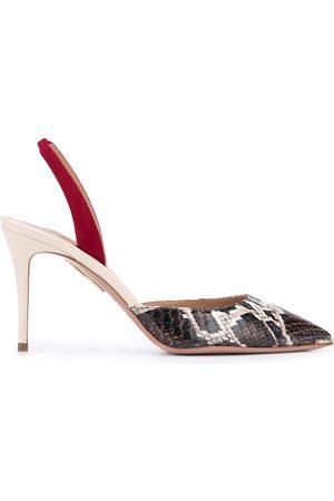 Aquazzura Zapatos So Nude con tacón de 55mm