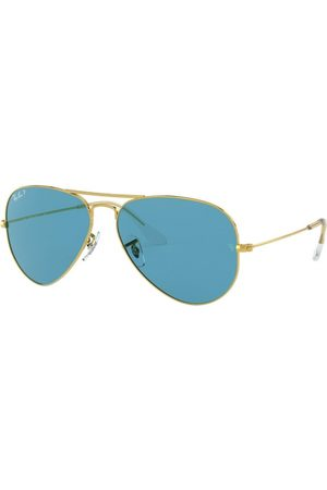 Ray-Ban RB3025 Aviator Large Metal 9196S2 Legend Gold